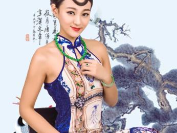 翡翠女神·陈思珠宝鉴定师